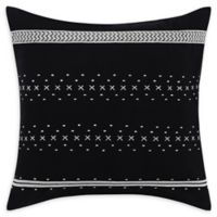 ED Ellen DeGeneres Alta European Pillow Sham in Charcoal