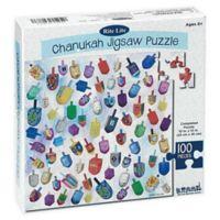 Chanukah 100-Piece Jigsaw Puzzle