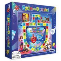 Hanukkah Spin the Dreidel Board Game