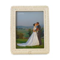 Celtic 8-Inch x 10-Inch Wedding Ceramic Frame