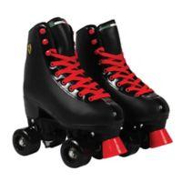 Ferrari Size 10 Classic Retro Roller Skates in Black