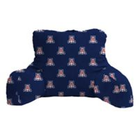 University of Arizona Logo Backrest Pillow