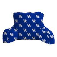 University of Kentucky Logo Backrest Pillow