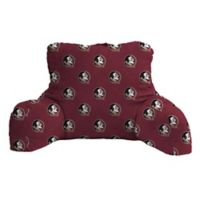 Florida State University Logo Backrest Pillow