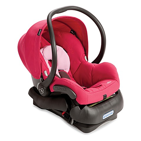 maxi cosi mico infant car seat and accessories sweet cerise bed bath beyond. Black Bedroom Furniture Sets. Home Design Ideas