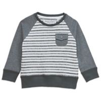 Sovereign Code™ Size 3T Textured Stripe Sweater in Grey