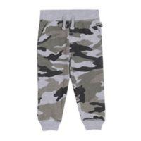 Splendid Kids Size 3-6M Camo Pant in Grey