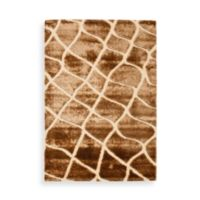 Safavieh Miami Shag Collection 5-Foot 3-Inch x 7-Foot 6-Inch Ettison Rug