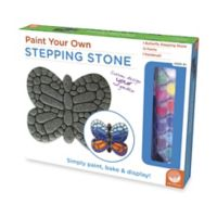 Mindware® Paint Your Own Butterfly Stepping Stone Kit