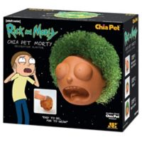 Chia Pet® Rick and Morty Chia Pet Morty Decorative Planter