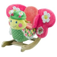 Rockabye™ Bonita Butterfly Musical Chair Rocker