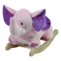 Rockabye™ Bella Elephant Musical Rocker