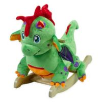 Rockabye™ Poof the Lil' Dragon Musical Rocker