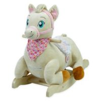 Rockabye™ Princess' Pony Musical Rocker