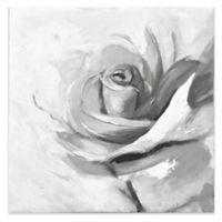 Renwil 70% Hand Painted Delicate Rose Wall Art