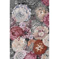 Marmont Hill Peony Punch 16-Inch x 24-Inch Canvas Wall Art
