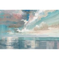 Marmont Hill Pastel Sky 12-Inch x 8-Inch Canvas Wall Art