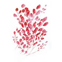 Marmont Hill Cherry Floral 20-Inch x 30-Inch Canvas Wall Art