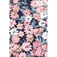 Marmont Hill Pink Daisies 12-Inch x 8-Inch Canvas Wall Art