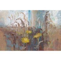 Marmont Hill Sunny Head 12-Inch x 8-Inch Canvas Wall Art