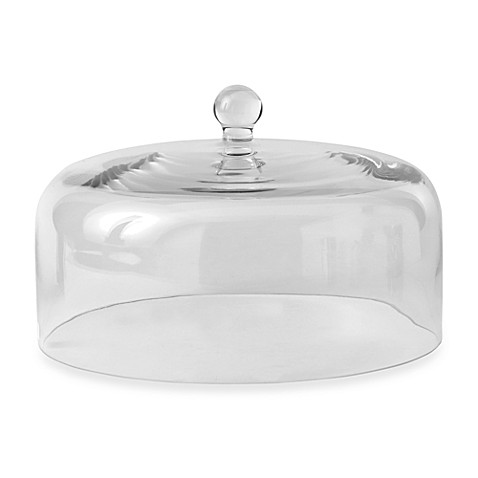 donna hay® for Royal Doulton® Tea Story Glass Dome for Large Cake Stand