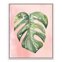 Botanical Palm II 16.88-Inch x 20.88-Inch Framed Wall Art