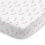 NoJo® Unicorn Fitted Crib Sheet