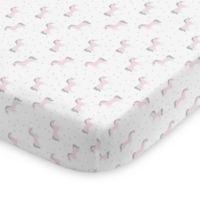 NoJo® Unicorn Fitted Crib Sheet