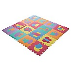 Hey! Play! Foam Floor Animal Puzzle Learning Mat
