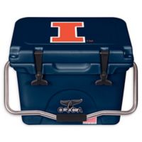 University of Illinois 20 qt. ORCA Cooler