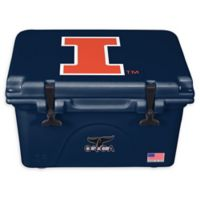 University of Illinois 26 qt. ORCA Cooler