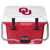 University of Oklahoma 20 qt. ORCA Cooler