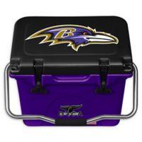 NFL Baltimore Ravens 20 qt. ORCA Cooler