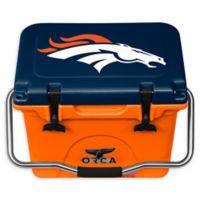 NFL Denver Broncos 20 qt. ORCA Cooler
