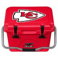 NFL Kansas City Chiefs 20 qt. ORCA Cooler