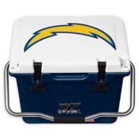 NFL Los Angeles Chargers 20 qt. ORCA Cooler