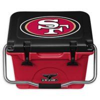 NFL San Francisco 49ers 20 qt. ORCA Cooler