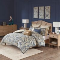 Hampton Hill Urban Chic King Comforter Set in Navy