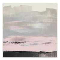 In the Distance 27-Inch Square Canvas Wall Art