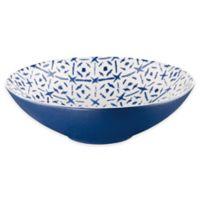 Indigo Soup/Cereal Bowls (Set of 2)