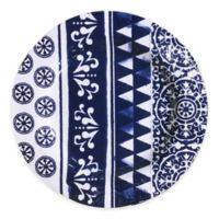 American Atelier Old Town Dinner Plates in Blue (Set of 4)