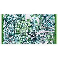 Body Glove Paluma Beach Towel in Green