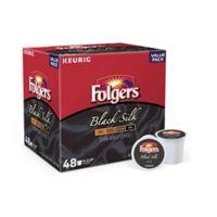 Keurig® K-Cup® Pack 48-Count Folgers® Black Silk Coffee