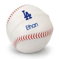 Designs by Chad and Jake MLB Los Angeles Dodgers Plush Baseball
