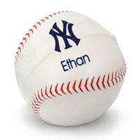 Designs by Chad and Jake MLB New York Yankees Plush Baseball