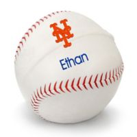 Designs by Chad and Jake MLB New York Mets Plush Baseball