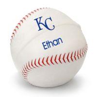 Designs by Chad and Jake MLB Kansas City Royals Plush Baseball