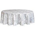 Bardwil Linens Carina 70-Inch Round Tablecloth