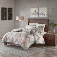 INK+IVY Alpine Full/Queen Comforter Set in Blush