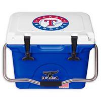 MLB Texas Rangers 20 qt. ORCA Cooler